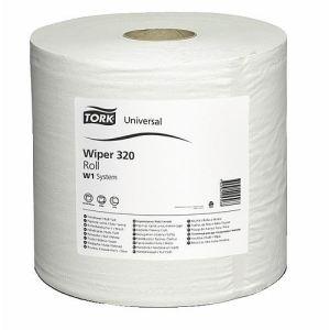 Tork 12-92-62-01 -  2 bobines d'essuyage Universal Wiper 2 plis
