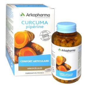 Arkopharma Curcuma Pipérine - Confort articulaire