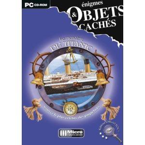 Énigmes & Objets Cachés : Le mystère du Titanic [PC]