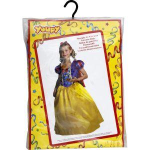 Yoopy Panoplie princesse jaune et bleu