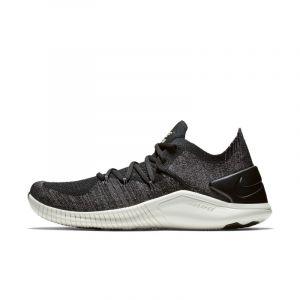 Nike Chaussure de cross-training, HIIT et fitness Free TR Flyknit 3 pour Femme - Noir - Taille 38.5