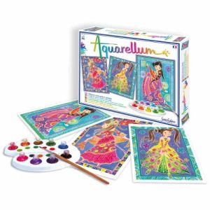 Sentosphère Aquarellum : Glamour Girls