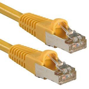 Lindy 47061 - Câble patch cat.6 S/FTP PIMF 0,5m