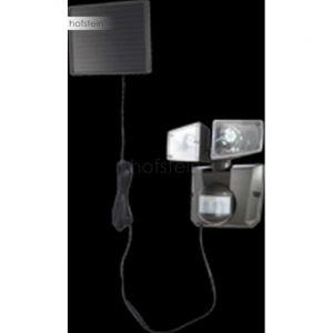 Globo Lighting Lampe solaire d'extérieur SOLAR LED Anthracite 2 lumières