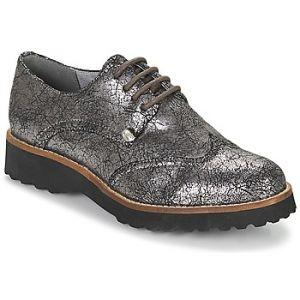 LPB Shoes Derbies GIOVANNA Argenté - Taille 36,37,38,39,40