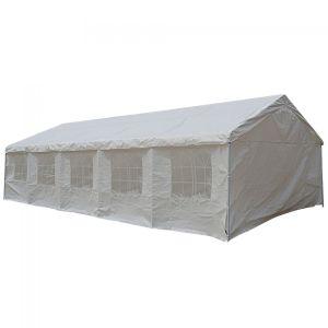 Concept-Usine Tente de réception 5x10m barnum toile blanche