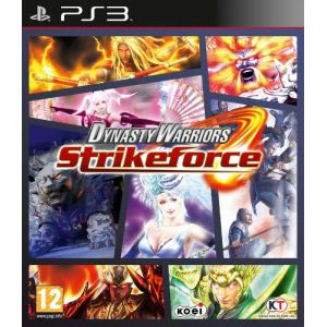 Dynasty Warriors : strikeforce [PS3]