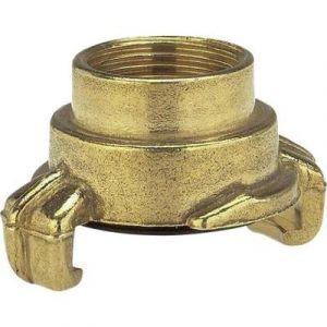 Gardena 7108-20 - Pièce filetée de raccordement rapide en laiton - Filetage intérieur 26,5 mm (G 3/4)