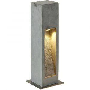 SLV Borne éclairage extérieur pierre IP55 Arrock Stone LED 50 cm