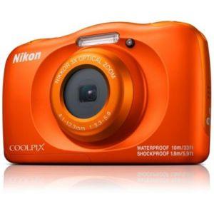 Nikon COMPACT Numérique COOLPIX W150 Orange