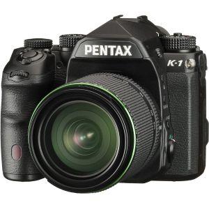 Pentax K-1 (avec objectif 28-105mm)