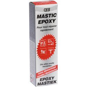 Geb Mastic époxy etui 250 g -