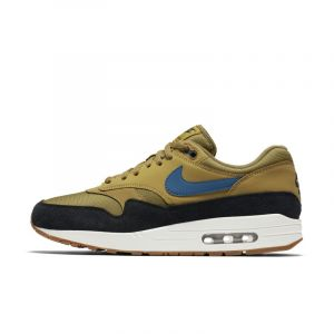 Nike Baskets Air Max 1 pour Homme - Or - Taille 46