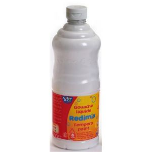 Lefranc & bourgeois Flacon de gouache liquide Redimix (500 ml)