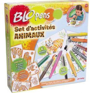 Lansay Blopens set d'activités Animaux