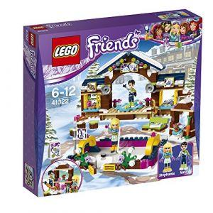 Lego 41322 - Friends : La patinoire de la station de ski