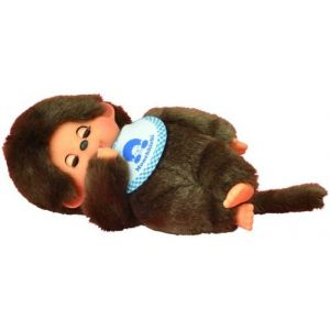 Monchhichi Boy Sleepy Eyes