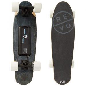 Revox Skateboard Électrique Cruiser Noir