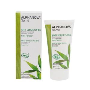Alphanova Soin Anti Vergetures sans paraben - 150ml