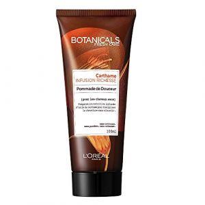 L'Oréal Botanicals Pommade de Douceur Infusion Richesse sans Rinçage pour Cheveux Secs 100 ml