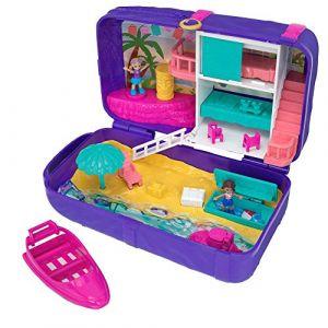 Mattel Polly Pocket Coffret Aventures surprise