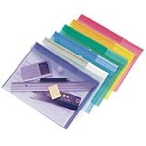 Tarifold 12 enveloppes polypropylène 24 x 31 cm
