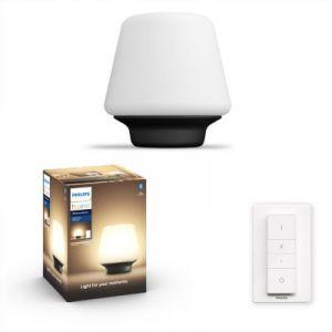 Philips Hue Wellness Lampe à poser+télécommande