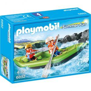 Playmobil 6892  Summer Fun - Enfants avec Radeau Pneumatique
