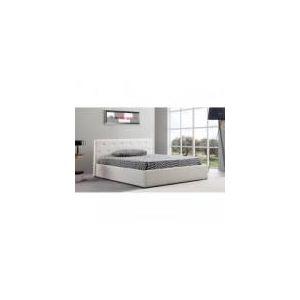 Cadre de lit Bahia avec sommier (160 x 200 cm)