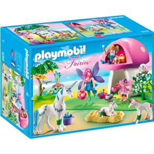 Playmobil 6055 Fairies - Maison de fée