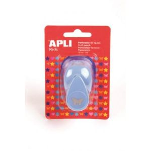 APLI Kids 13070 Perforateur Fantaisie Papillon