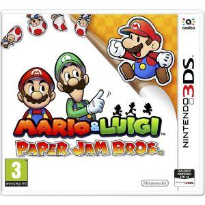 Mario Luigi Paper Jam [3DS]