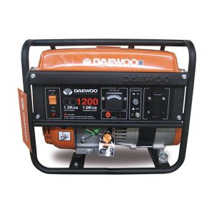 Daewoo GD1200 - Groupe électrogène thermique 4 temps