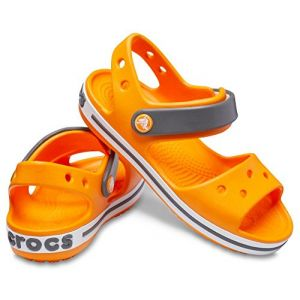Crocs Europe BV BAND Sandal Kids 1 - Sabot - Orange