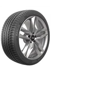 Berlin Tires Pneu 205/55 ZR17 95W Summer UHP 1 XL