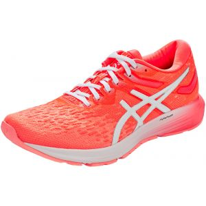 Asics Dynaflyte 4 Chaussures Femme, flash coral/white US 7 | EU 38 Chaussures running sur route