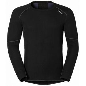 Odlo Sous-vêtements de ski - Haut Homme - noir - M