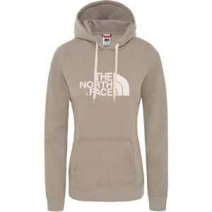 The North Face W Drew Peak Pull Hoodie Silt Grey Sweats