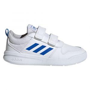 Adidas Baskets scratch Vector Blanc/Bleu - Taille 28;29;31;33;34;35