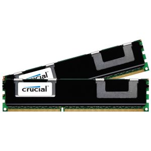 Crucial CT2K4G3ERSLS4160B - Barrettes mémoire 2 x 4 Go DDR3 1600 MHz 240 pins