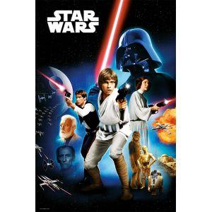 Legler 8490 - Puzzle «Star Wars» 500 pièces