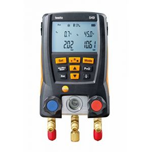Testo 549 - Analyseur froid numérique