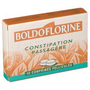 Boldoflorine Constipation Passagère - 40 Comprimés