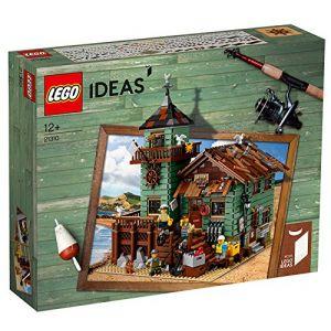 Lego 21310 - Ideas : Le vieux magasin de pêche
