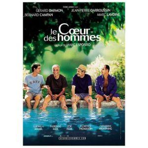 COEUR DES HOMMES - [Édition Simple] [DVD]