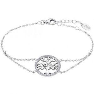 Lotus Bracelet Silver TREE OF LIFE LP1746-2-1 - Bracelet TREE OF LIFE Argent Femme