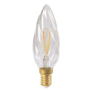 Girard sudron Ampoule led filament E14 4 watt Dimmable (eq. 30 watt) - Finition - Claire -