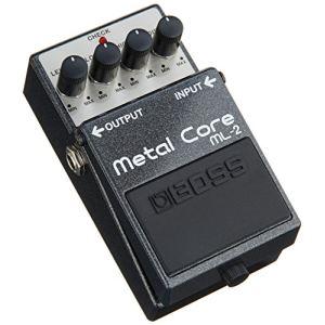Boss Effect Metal Core ML-2 - Pédale de distorsion