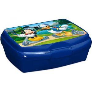 Image de Boîte à goûter Mickey bleu