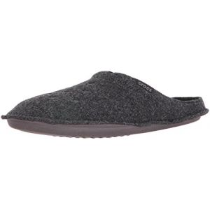 Crocs Classic Slipper, Chaussons Mixte Adulte - Noir (Black/Black), 36-37 EU (M3/W4 UK)